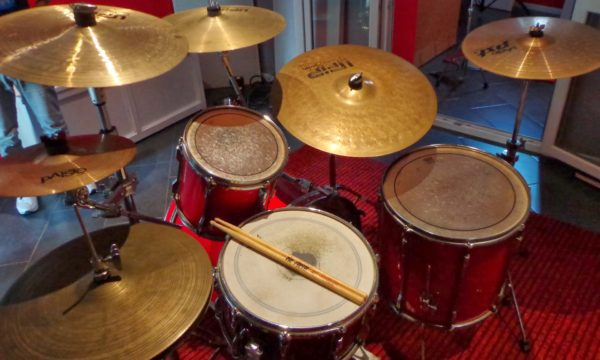 Ultreia - Drums recording sessions-050